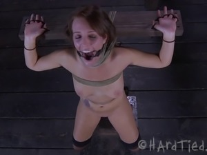 Sexy Alisha Adams can't believe what her mistress wants to do to her