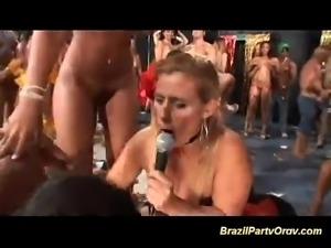 brazil orgy