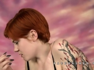 Ava Little is ready for extreme sex