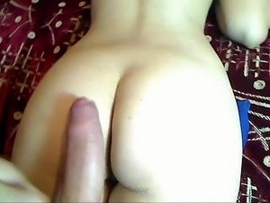 anal prone bone to big ass gf