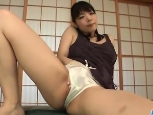 Oral sex with Nao Mizuki in perfect POV style