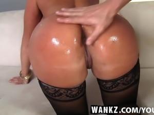 WANKZ- Hot MILF Bitch Alura Jenson Makes a Dirty Deal
