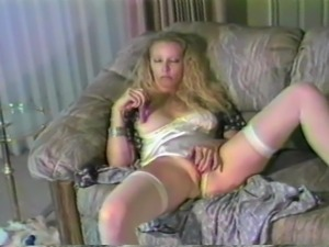 Wendy works her own pussy pt 1/2
