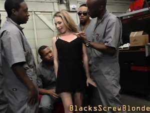 Slut bukkaked by bbcs