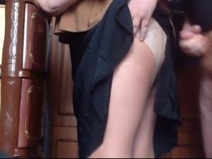 Cum my mom skirt