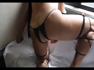 Crotchless panty mature masturbate Zulema from 1fuckdatecom