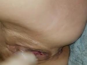 Masturbation squirting