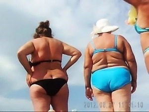 Russian mature on the beach dilett Cathryn from 1fuckdatecom