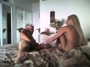 Group sex with two blonde that is hot