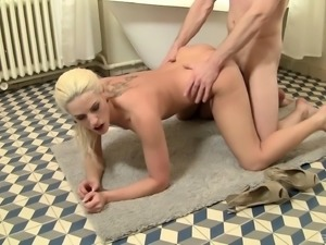 Blanche Bradburry yearns to be plowed by a hot guy's ord