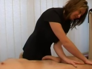 British Naughty Massage