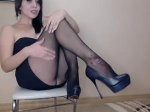 Seductive woman!
