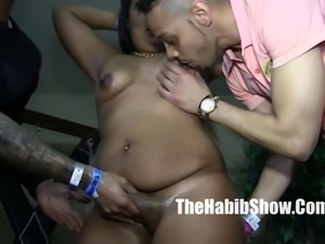 thick phat booty dominican and rican banged by bbc dominican