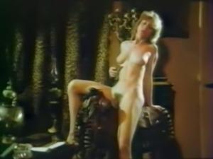 Blonde and brunette European chicks masturbating in solo