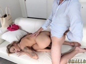 Amazing blowjob skills first time Tiniest In The Agency