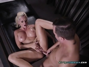 Hot Hooker Alena Croft Enjoys Anal Dicking
