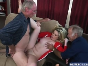 Sweet babe Stacie fucking a huge cock for pleasure