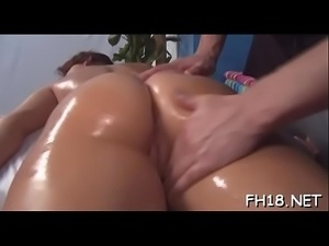 Sexy sex massage