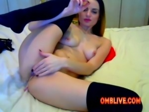 {C} You Can Use The OMBLIVE Toys In All Kinds Of Kinky Ways WOW