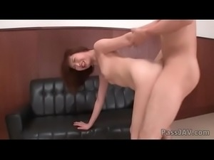 Nonoka Kaede enjoys strong dicks to slam her fanny