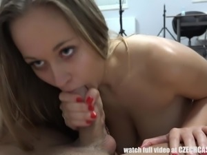 she makes you want to cum again