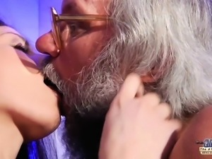 Teen Sensual Cock Massage and Pussy fuck with big dick