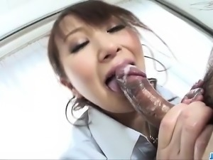 Massage goes nasty for big tits JapaneseAnna Mizukawa