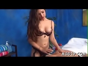 Slender chick gets drilled hard