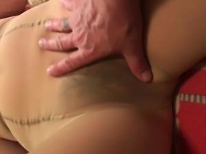 mature nude pantyhose teaser