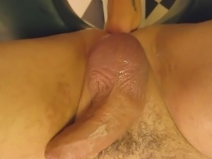Huge load, foot + double fisting, Super nurse part 3 of 3