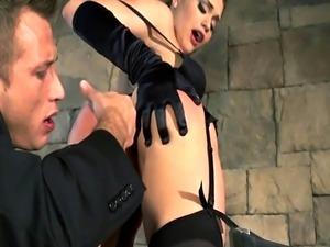 High Heel Fishnet Cheating Wife Babe