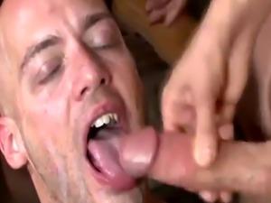 Oral gay sex orgasm movietures Michael Madison the Bukkake Rider!