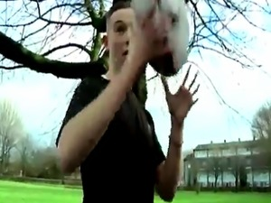 Smooth holes gay twink movie Rugby Boy Gets Double Teamed