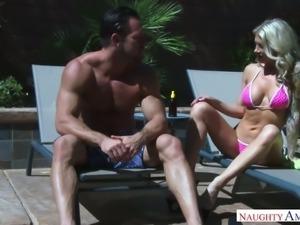 Inked slut Synthia Fixx will have you falling in love cuz she fucks like a pro