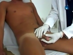Doctor stories exam men small uncut cocks and striped naked