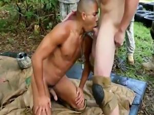 Mature gay soldiers movietures Jungle pulverize fest