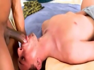Sexy black boys with big feet and old man penis gay porn