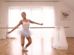 Victoria Pure is an amazing ballerina. She has a stunning body with small,...