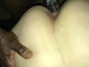 slut wife bbc creampie