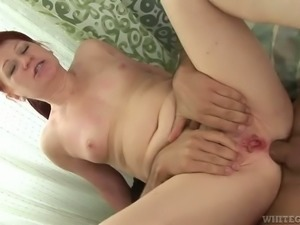 i wanna butt fuck your big grandma