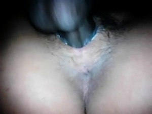 Ebony Girlfriend Suck And Ride a Big Black Cock