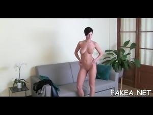 Porn casting movie
