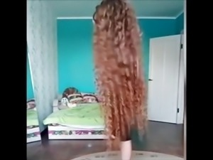 long hairplay#1 sexy girl