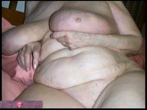 Mature granny loves cum compilation