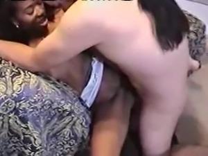 Ebony girl bukkake
