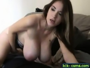 babe yoga bare flashing boobs on live webcam