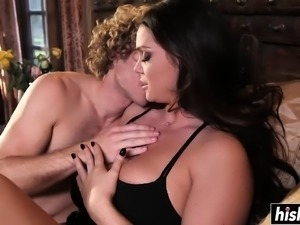 Alison Tyler fucked missionary hard and rough