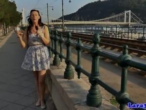 British les milf fingered euro babes pussy
