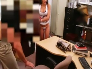 Perfect tits threesome and big black dick oil Big melon Latina is a