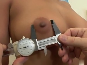 Big tits fuck with doctor